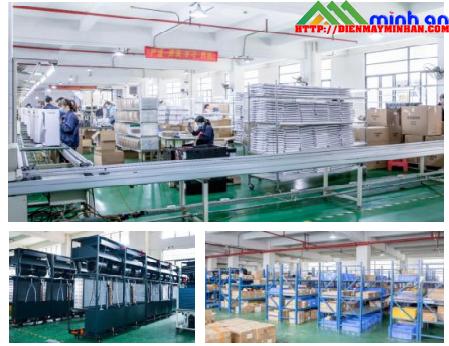 Nhà máy sản xuất máy hút ẩm Dorosin