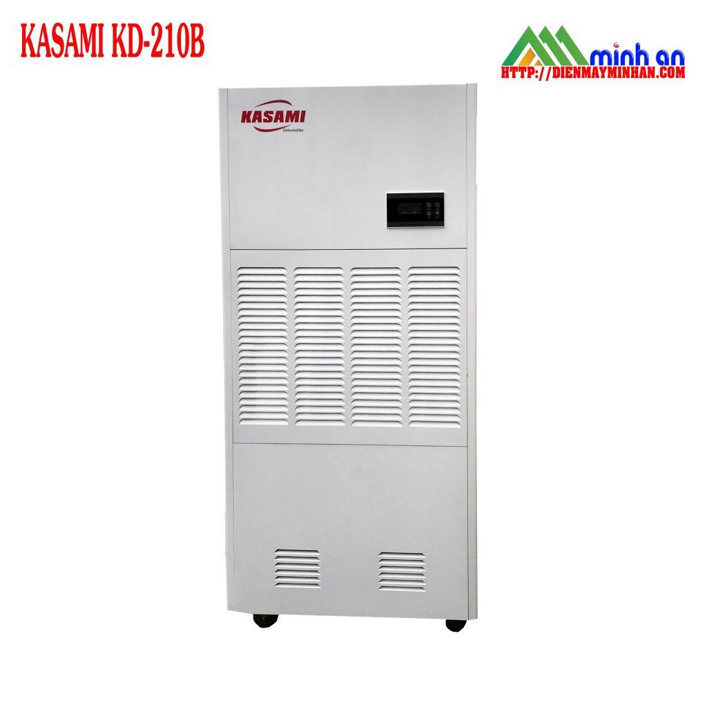 Máy hút ẩm công nghiệp Kasami KD-210B