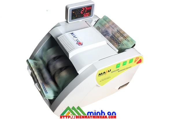 Máy đếm tiền MASU 888