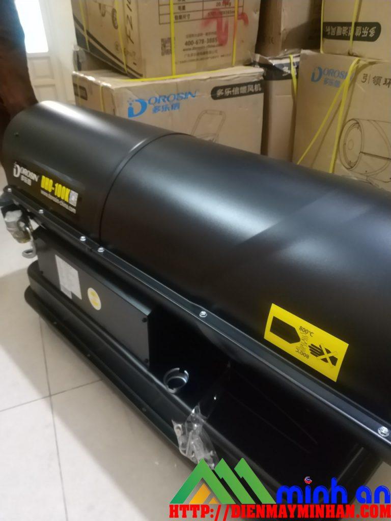 Máy sưởi gió nóng công nghiệp Dorosin DH-100K