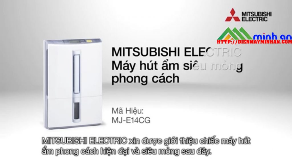 Mua Máy hút ẩm Mitsubishi MJ-E14CG-S1-SWE ở đâu giá tốt