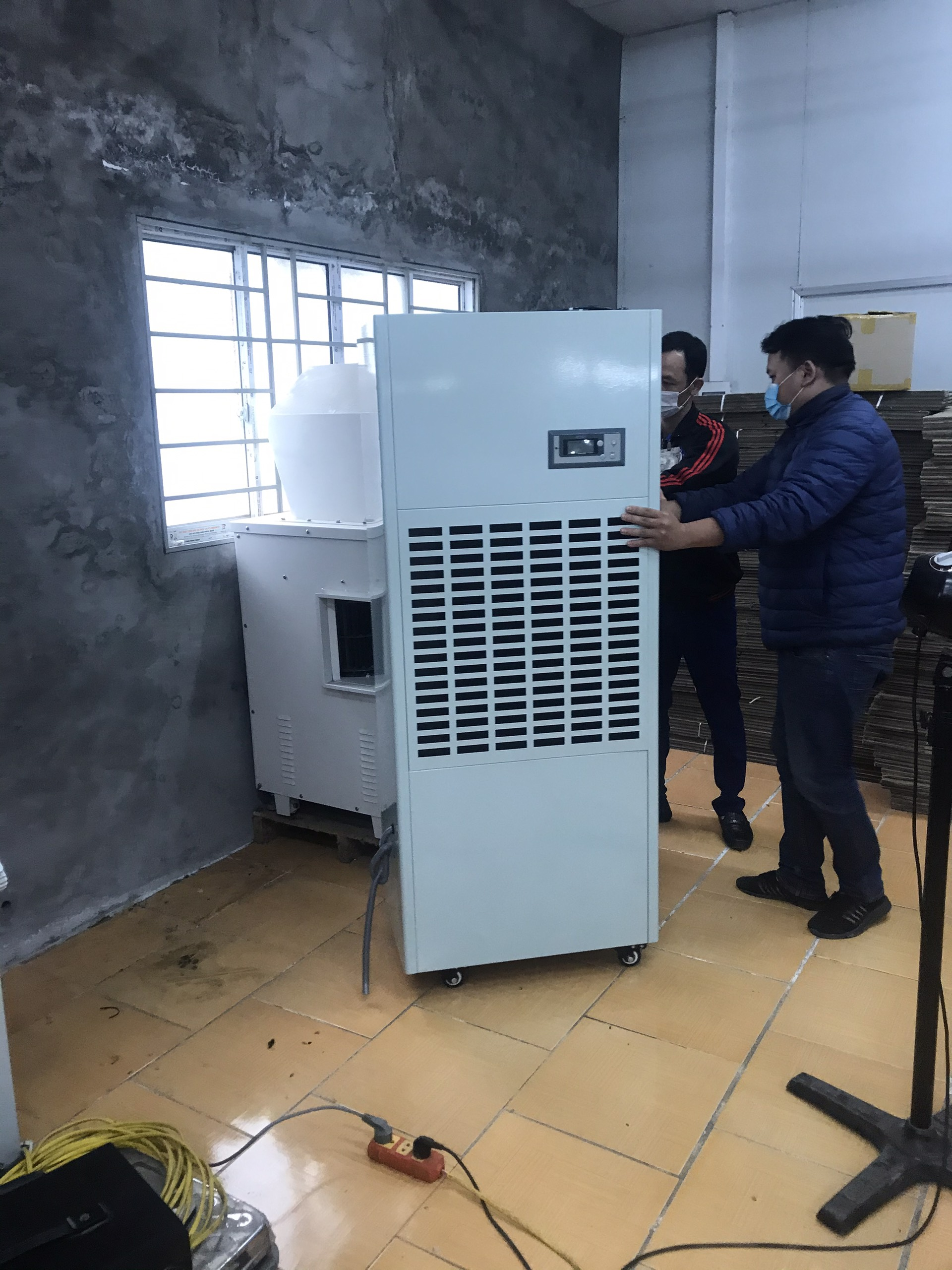 Bán máy hút ẩm công nghiệp Dorosin chính hãng ở đâu rẻ nhất