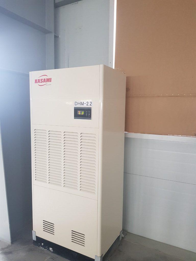 Máy hút ẩm công nghiệp Kasami có tốt không?