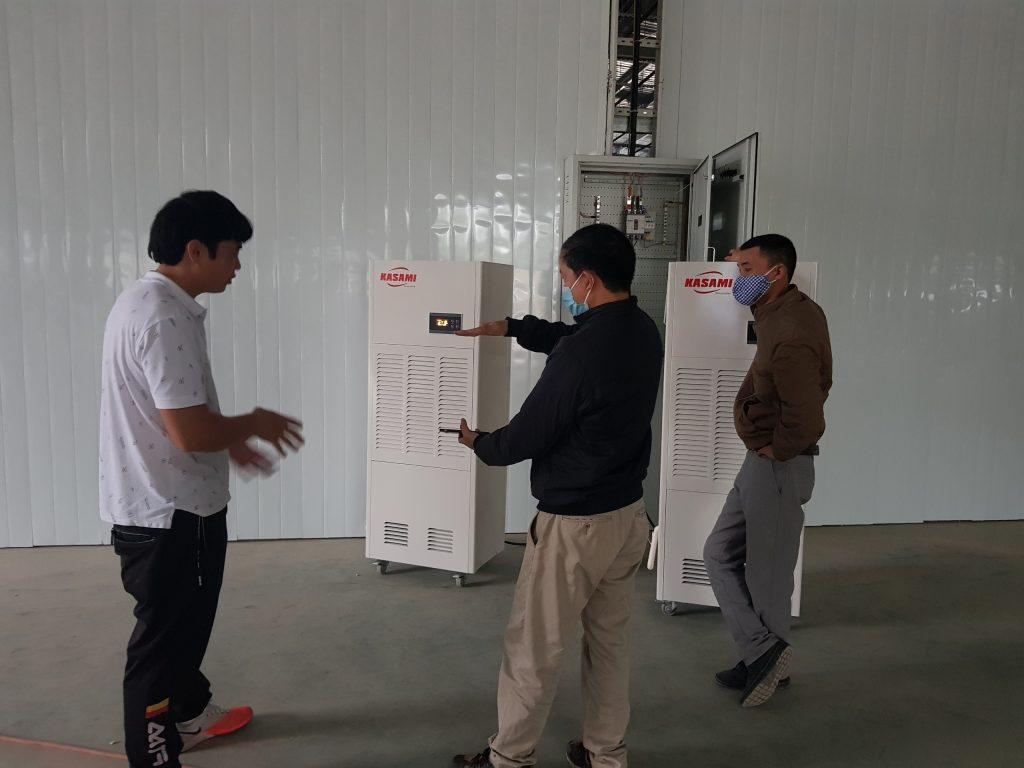 Máy hút ẩm công nghiệp giá rẻ tại Hà Nội