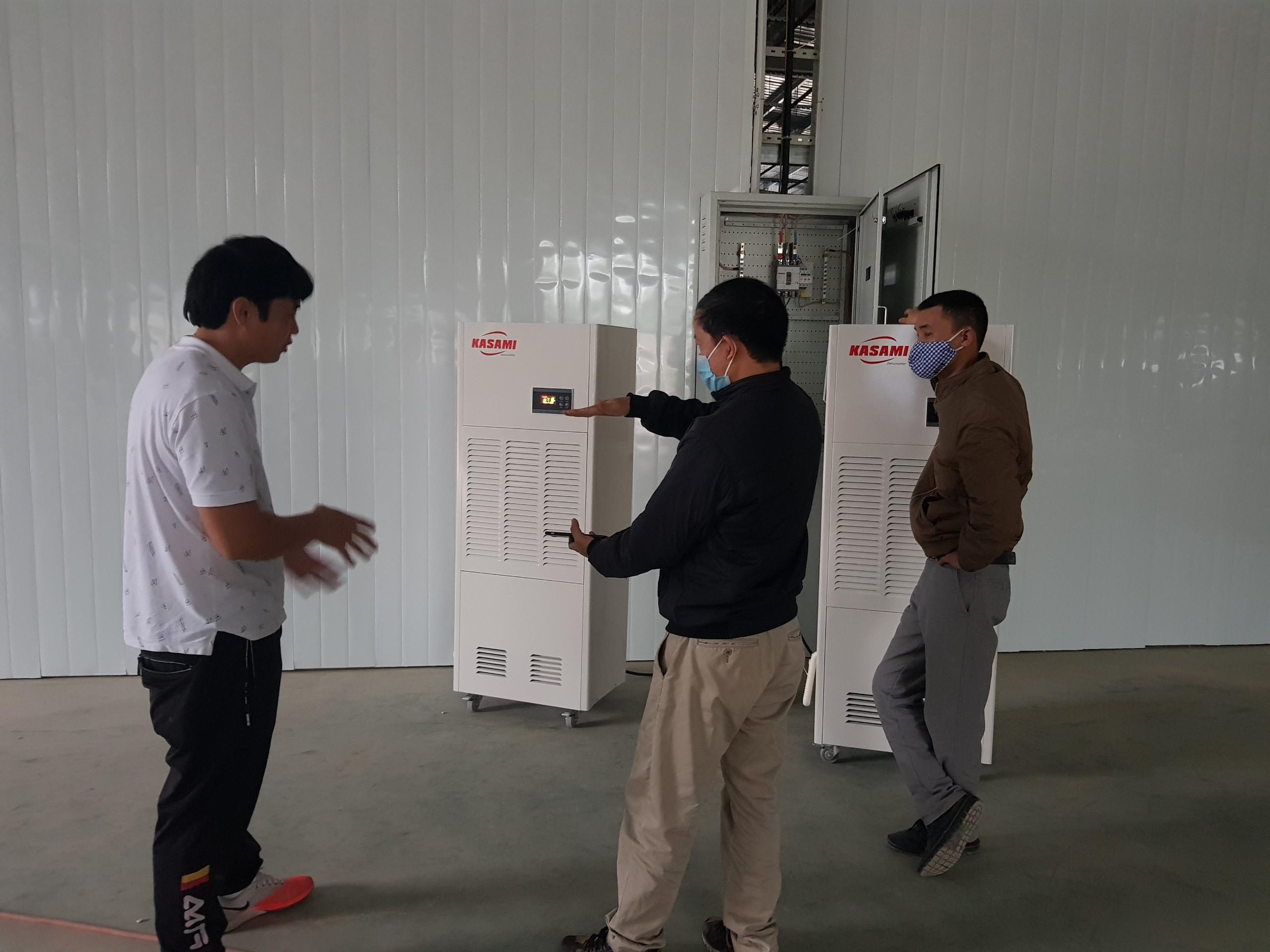 Máy hút ẩm công nghiệp giá rẻ tại Hà Nội loại nào tốt theo chuyên gia