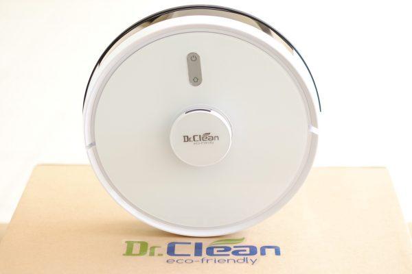 Robot Hút Bụi Dr.Clean RVC66B (Trắng)