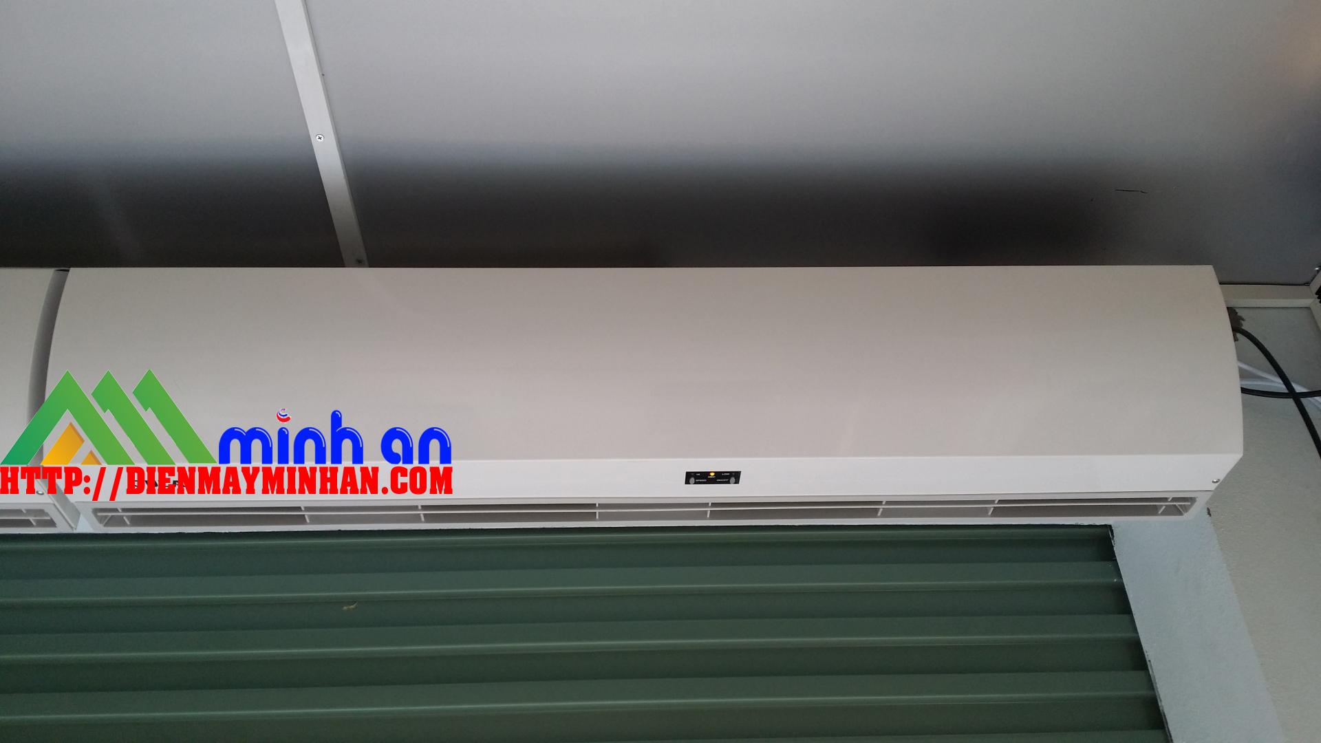 Bán quạt cắt gió 1.5m giá rẻ Hà Nội