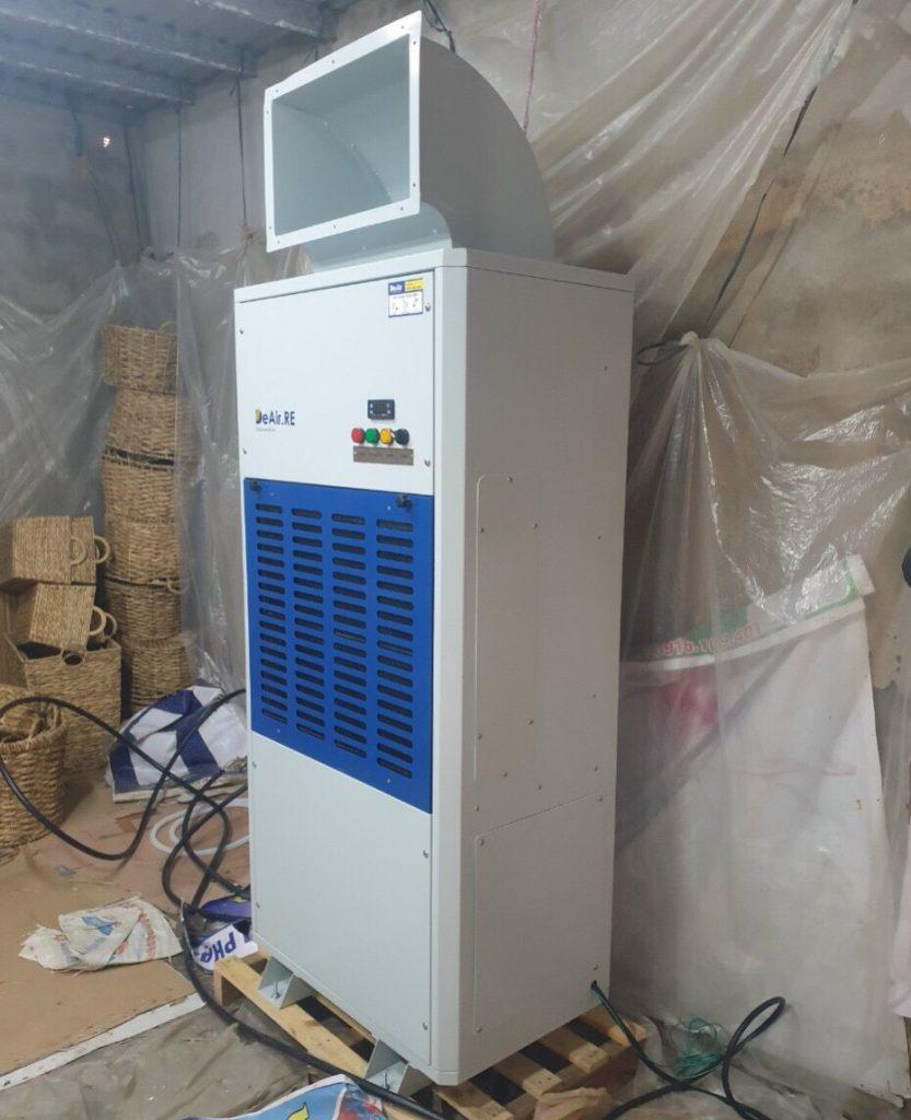 Máy hút ẩm DeAir RE-480 sấy hiệu quả
