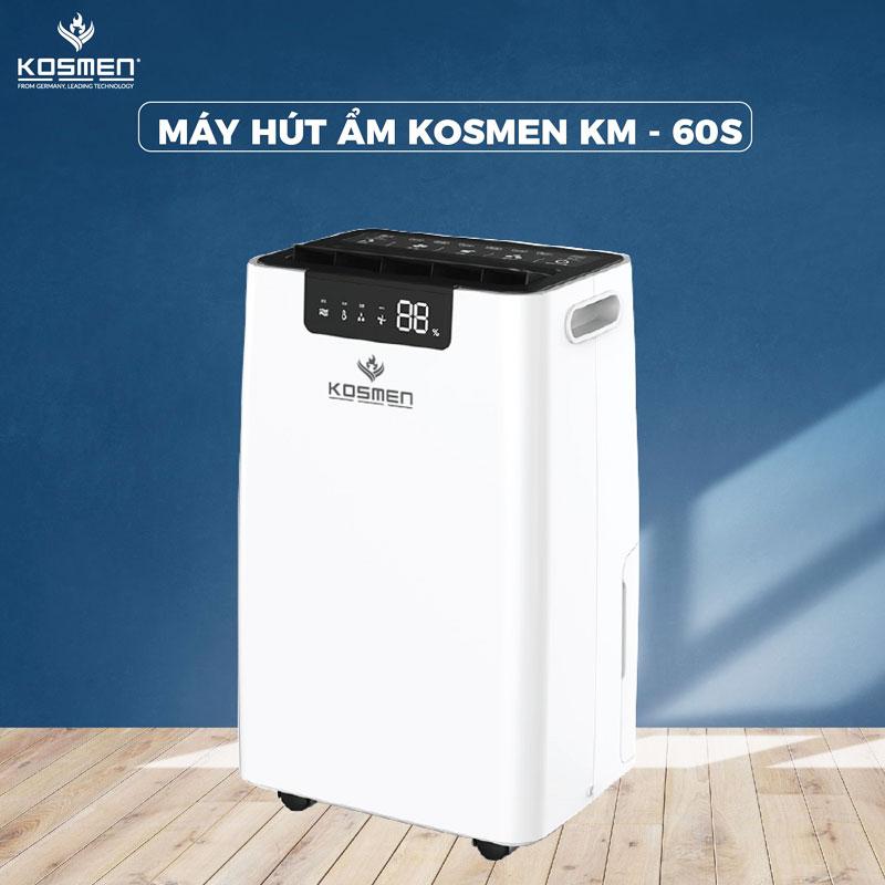 Máy hút ẩm Kosmen KM-60S