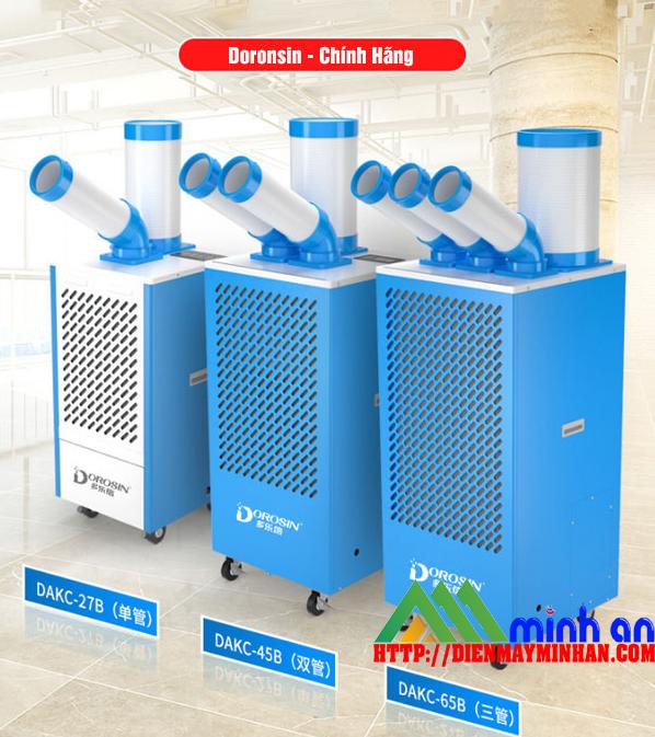 Máy lạnh di động Dorosin chính hãng