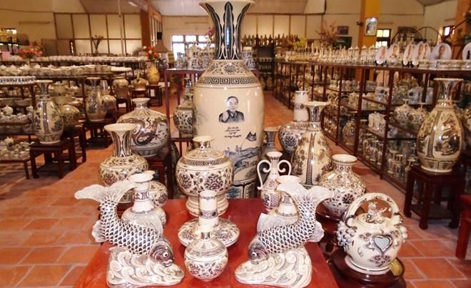 Kinh ngạc khi mua quạt sấy gió nóng công nghiệp trong ngành sản xuất gốm