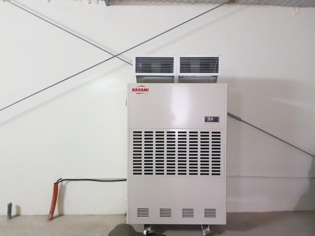 99% khách hàng hài lòng mua máy hút ẩm công nghiệp Kasami