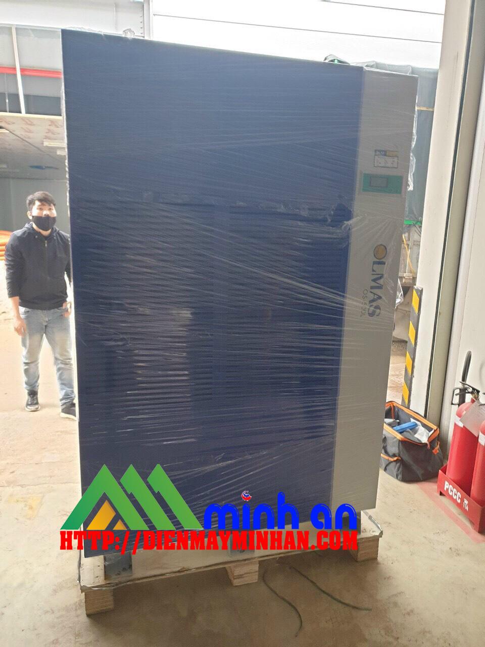 Lắp đặt máy hút ẩm OLMAS OS-500L
