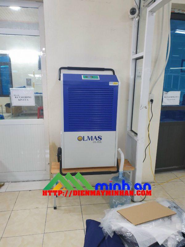 Máy hút ẩm công nghiệp Olmas OS-150L
