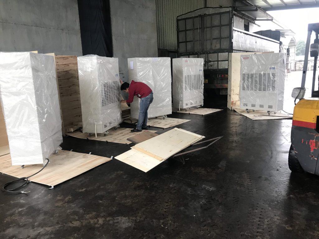 Máy hút ẩm công nghiệp Kasami giá rẻ