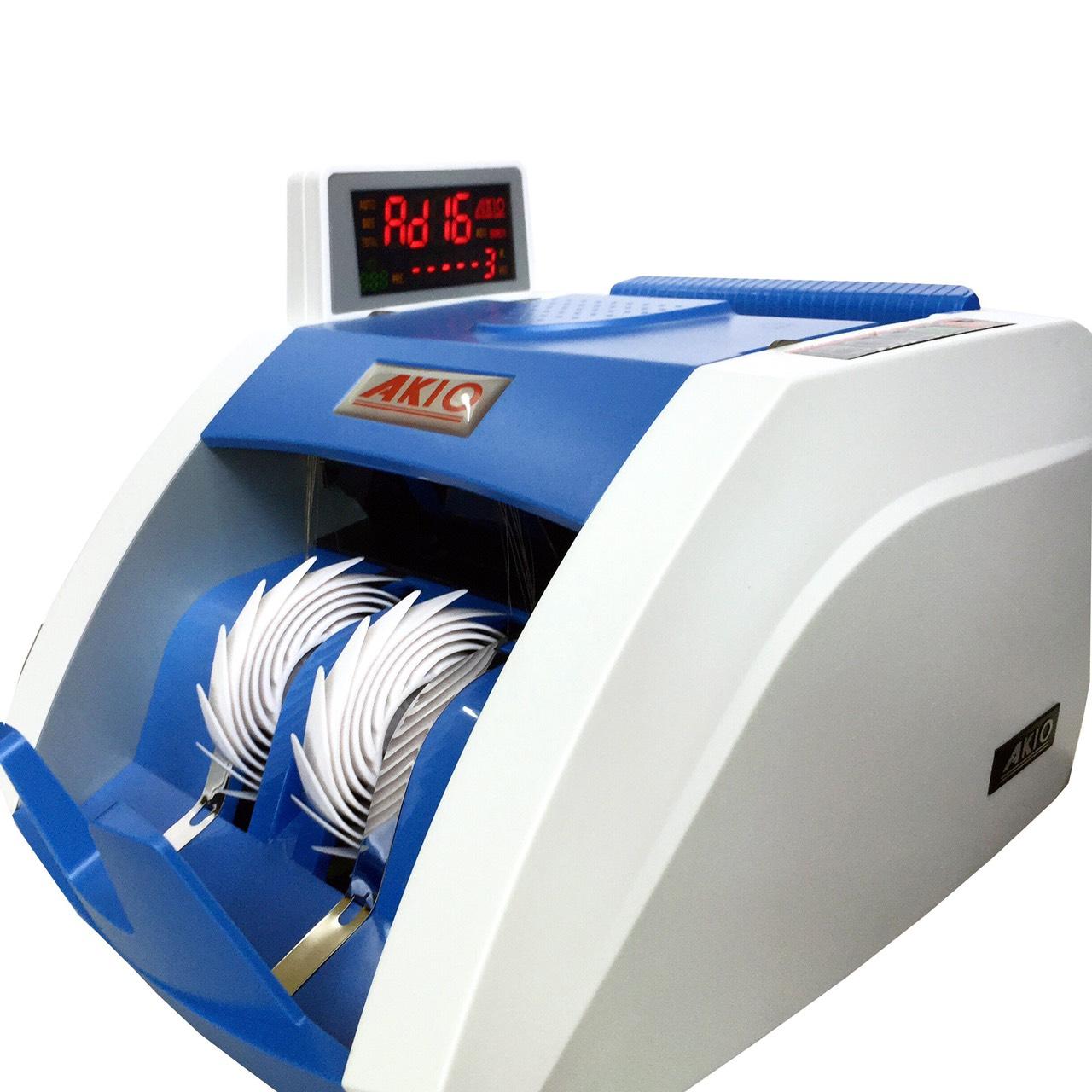 Liệu máy đếm tiền ngân hàng AKIO có đáng giá?
