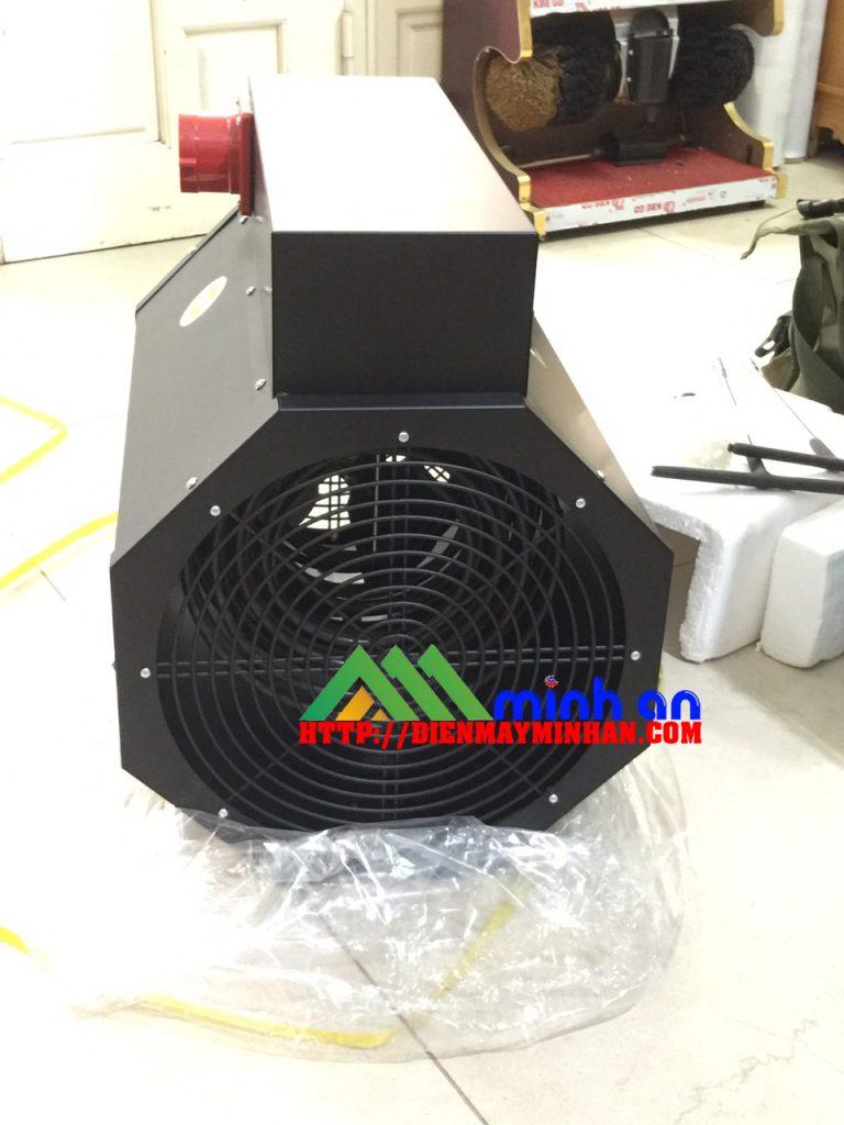 Quạt sấy gió nóng công nghiệp Mitsuta