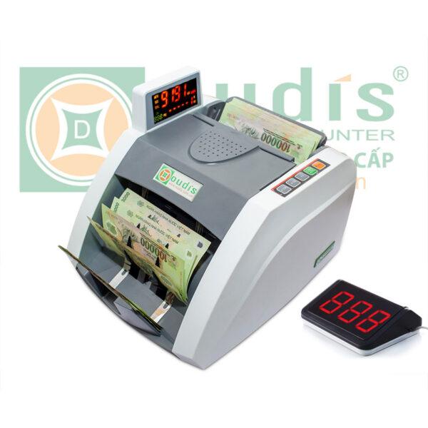 Máy đếm tiền Oudis 9191A phát hiện tiền siêu giả