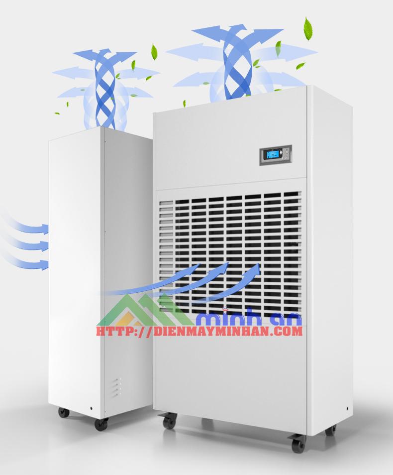 3 bước đơn giản hướng dẫn sử dụng máy hút ẩm Dorosin DP-20S